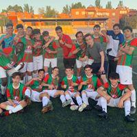 Foto de plantilla de fútbol CD Fortuna