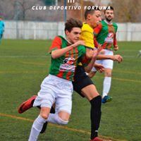 Carga de fútbol CD Fortuna