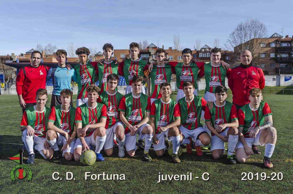 Juvenil 'C' CD Fortuna