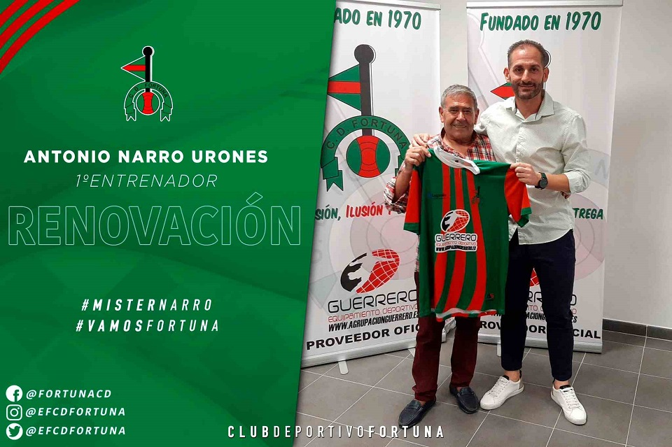 Renovación Narro 2020-21