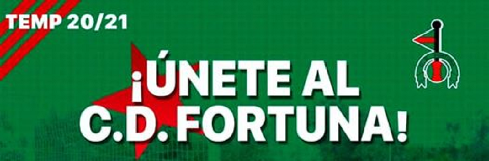 Únete al CD Fortuna TEMPORADA 20-21