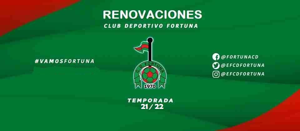 Renovaciones CD Fortuna 21-22